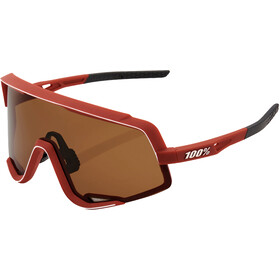 100% Glendale Brille, soft tact bordeaux/colored